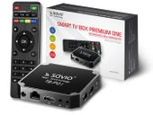 Odtwarzacz multimedialny Smart TV Savio TB-P01 Premium One