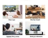 TV Box MXQ PRO 4K WiFi SMART KODI 1/8 GB Android 7.1 PL zdjęcie 2