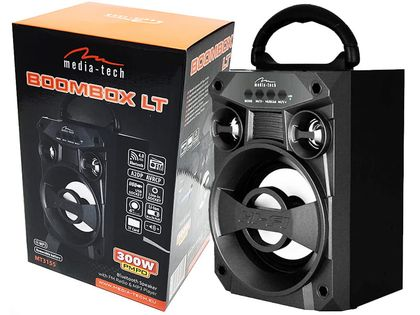 Głośnik bezprzewodowy Boombox Media-Tech LT MT3155