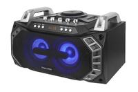 KM0533 Boombox z Bluetooth, radiem, USB/SD KARAOKE