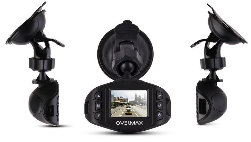 Kamera Samochodowa Rejestrator CAMROAD OVERMAX 2.5 FULL HD zdjęcie 3