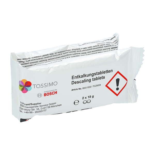 Tabletki odkamieniające do ekspresu Severin zdjęcie 3