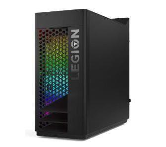 LENOVO Komputer PC Lenovo Legion T730-28ICO i5-8400/16GB/2TB+SSD128GB/RTX2070-8GB/DVD/WiFi/BT/W10/2Y Black