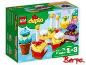 LEGO® 10862 Duplo® - Moje pierwsze przyjęcie