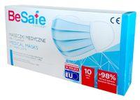 MARION BeSafe Concept 10szt - jednorazowe maseczki medyczne
