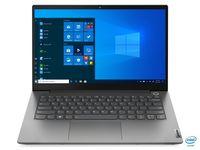 Laptop ThinkBook 14 G2 20VD0009PB W10Pro i3-1115G4/8GB/256GB/INT/14.0 FHD/1YR CI