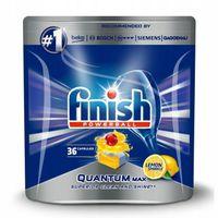 Finish Quantum Max Tabletki Do Zmywarki Lemon 36szt