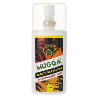 Mugga Spray 50% DEET - 75 ml