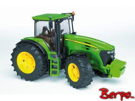 Bruder 03050 Traktor John Deere 7930 zdjęcie 1
