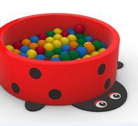 Basen na piłeczki dla dzieci, na kulki