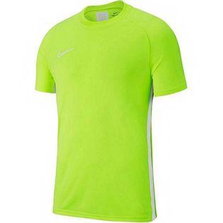 Koszulka dla dzieci Nike Dry Academy 19 Training Top JUNIOR limonkowa AJ9261 702