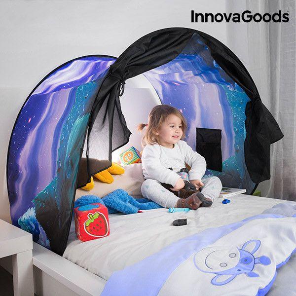 Namiot na Łóżko Dziecięce InnovaGoods </div>             </div>   </div>       </div>     <div class=