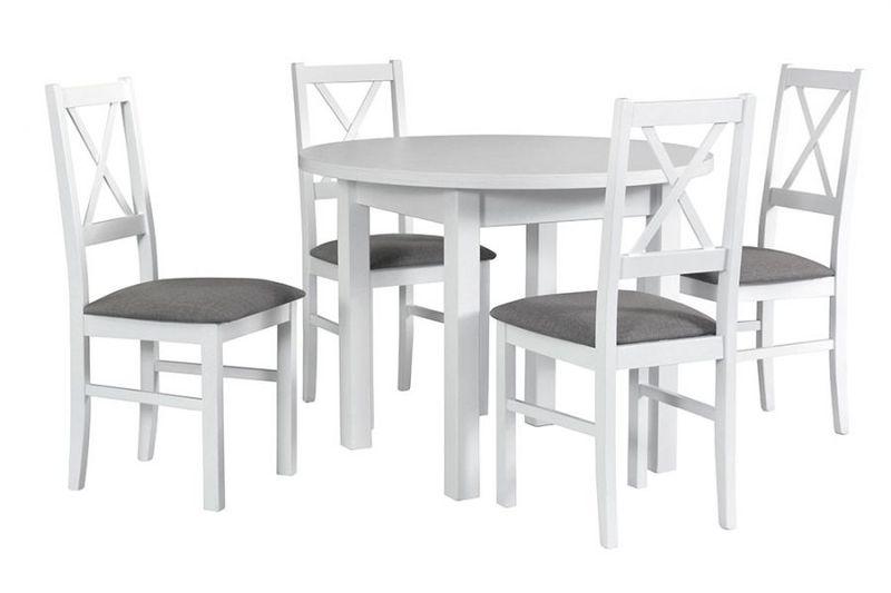 Stół i krzesła do salonu jadalni kuchni ZESTAW VI zdjęcie 1