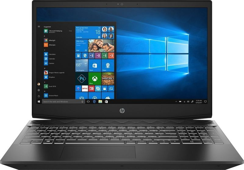 HP Pavilion Gaming 15 FullHD IPS Intel Core i7-8550U 8GB 128GB SSD NVMe 1TB HDD NVIDIA GeForce GTX 1050 2GB Windows 10 zdjęcie 1