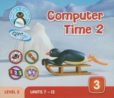 Pingu's English Computer Time 2 Level 3 Hicks Diana, Scott Daisy, Raggett Mike