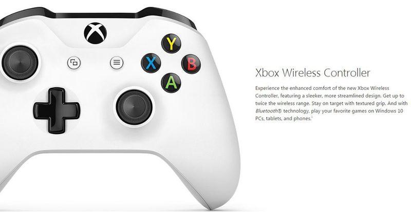 NOWY Oryginalny kontroler Pad Xbox One S Biały zdjęcie 5