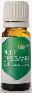 Hepatica Pure Oregano Oil 20 Ml Odporność
