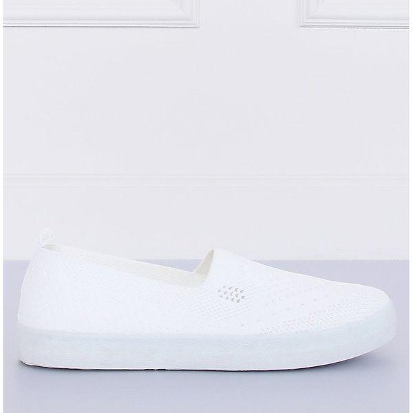 Trampki ażurowe białe JX63P White r.39