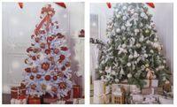 W&K Torba ozdobna świąteczna 910883