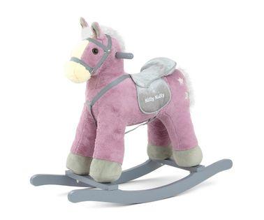 Koń na biegunach PePe Violet Milly Mally 2201