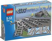LEGO CITY 7895 Zwrotnice
