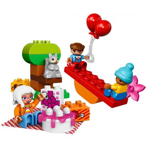 Lego Duplo 2-5 lat przyjęcie urodzinowe 10832 zdjęcie 1