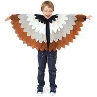 pelerynka dla dzieci SÓWKA sowa przebranie strój