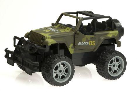 Samochód Rc Off-Road Jeep 1:14 Moro