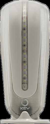 Napęd do bramy skrzydłowej Key Automation REVO+ KREP2024EK 4,6m/350kg Zestaw z możliwością rozbudowy o system oświetlenia nocnego Night Light System na Arena.pl