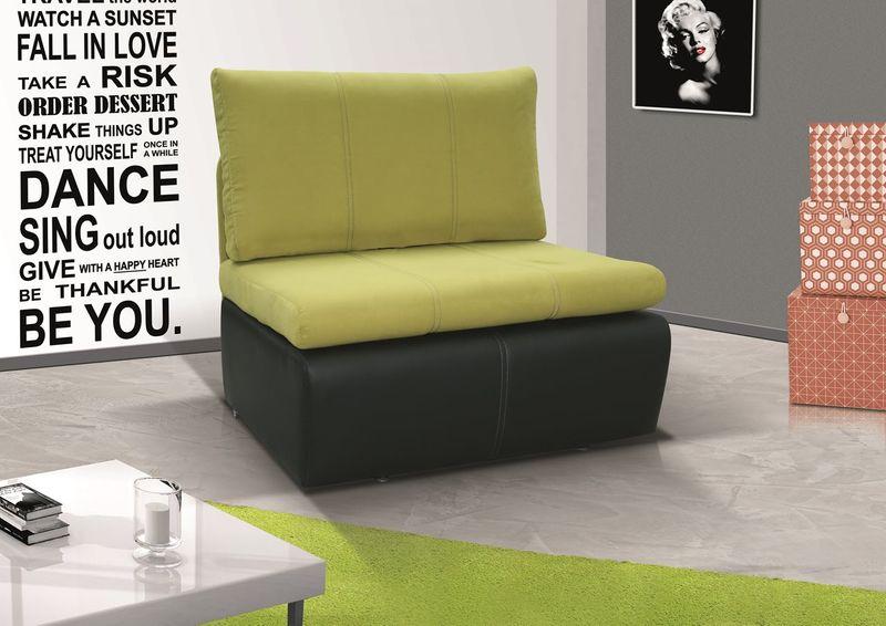 Fotel rozkładany RITO Tapicerowany Super kolory zdjęcie 8