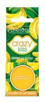 Bielenda Crazy Kiss Masełko do ust Bananowe 10g