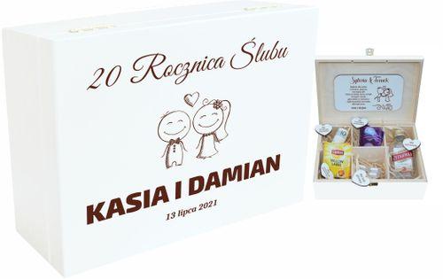 ROCZNICA ślubu 10,20,30,40,50 PREZENT GRAWER na Arena.pl