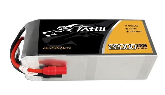 22000Mah 22.2V 30C Tattu Gens Ace