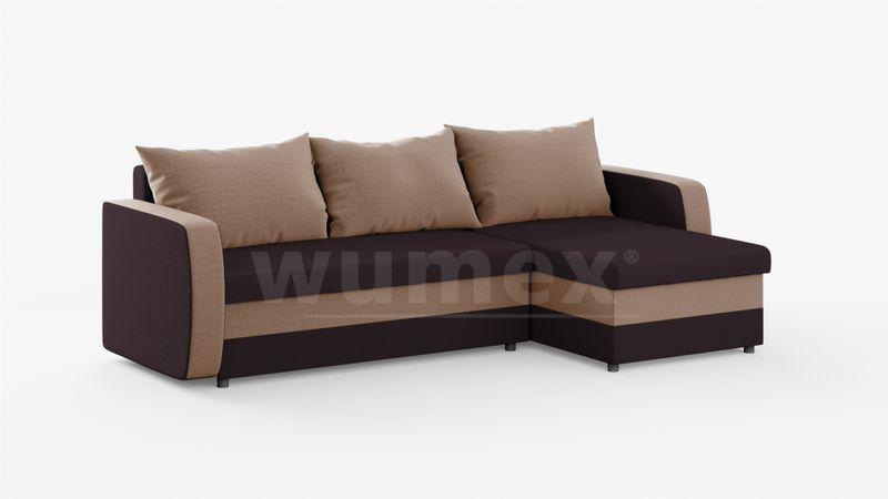 Narożnik Sony funkcja SPANIA łóżko ROGÓWKA sofa zdjęcie 4