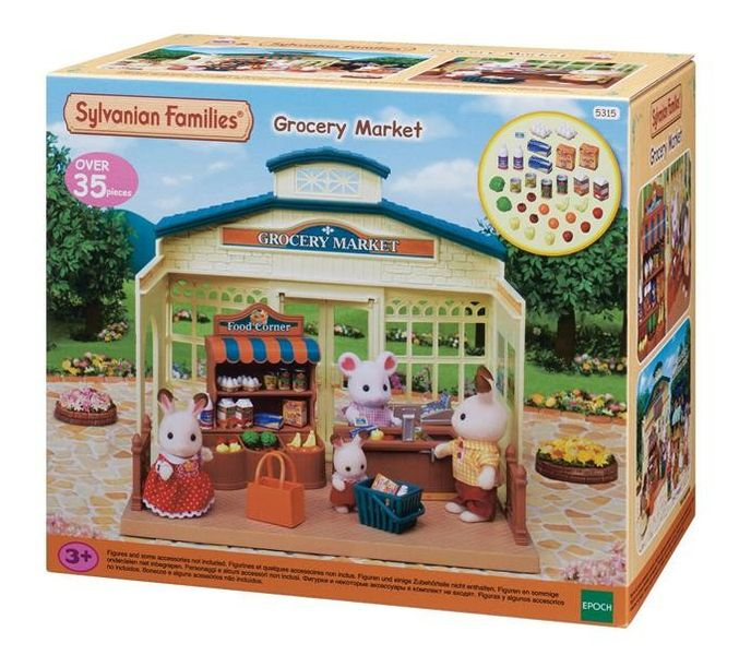 Sylvanian Families Supermarket zdjęcie 2