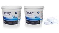 Chlor Multifunkcyjny do basenu tabletki 200g 2 x 3 kg