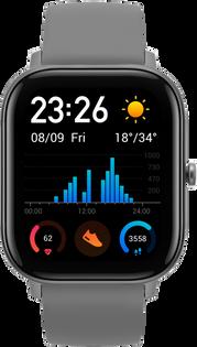 Smartwatch AMAZFIT GTS Lava Grey (Szary)