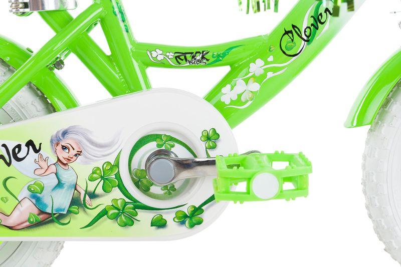 Rower 12 ROCK KIDS CLOVER zielony zdjęcie 5