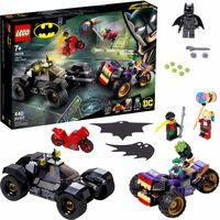 LEGO Super Heroes Trójkołowy motocykl Jokera 76159