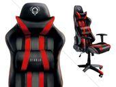Fotel gamingowy obrotowy kubełkowy dla gracza DIABLO X-ONE ORYGINALNY