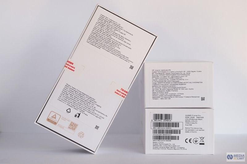 Huawei P smart Pro DS Black Polska Dystrybucja FV VAT 23% Gw 24M zdjęcie 7