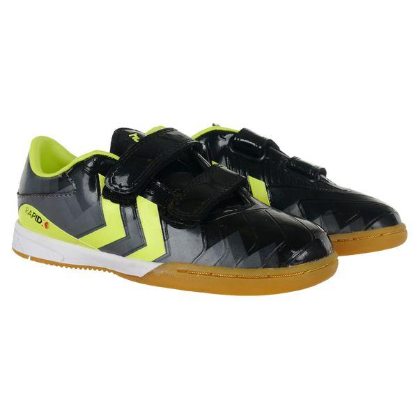 niesamowite ceny nowy styl sklep internetowy Buty piłkarskie Hummel Rapid-X Junior Indoor dziecięce halówki na halę 34