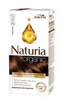 Joanna Naturia Organic Pielęgnująca Farba Do Włosów Bez Amoniaku I Ppd 340 Herbaciany