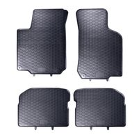 Seat Leon I 1996-2005r / dywaniki gumowe