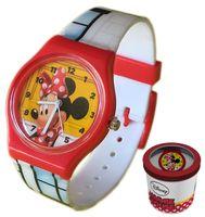 Zegarek dziecięcy Myszka Minie Minnie Mouse Licencja Disney (41442)