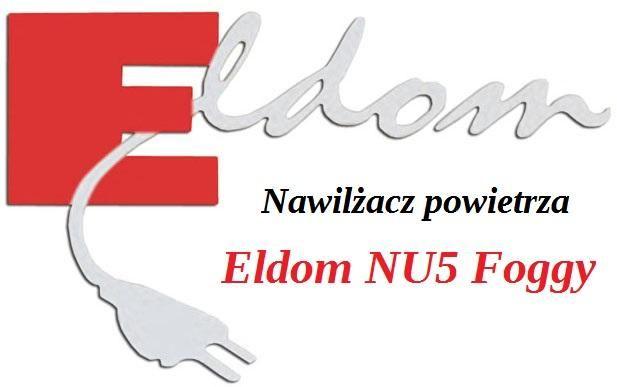 Nawilżacz powietrza Eldom NU5 Foggy z jonizatorem zdjęcie 5