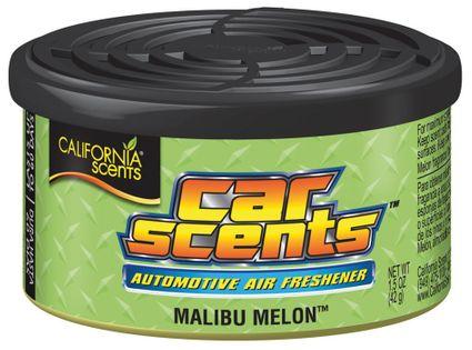 Zapach puszka MALIBU MELON California Car Scents