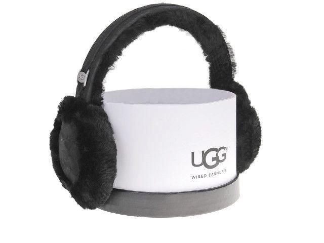 Nauszniki UGG W Classic Tech Earmuff 17399-BLK zdjęcie 6