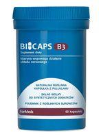 FORMEDS Bicaps B3 60kap Niacyna Witamina B-3 Niacynamid