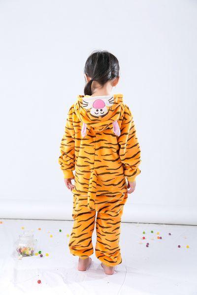 TYGRYSEK Piżama Dla Dziecka Kigurumi140-150 cm zdjęcie 2